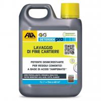 Fila Deterdek Pro detergente disincrostante da 1 lt